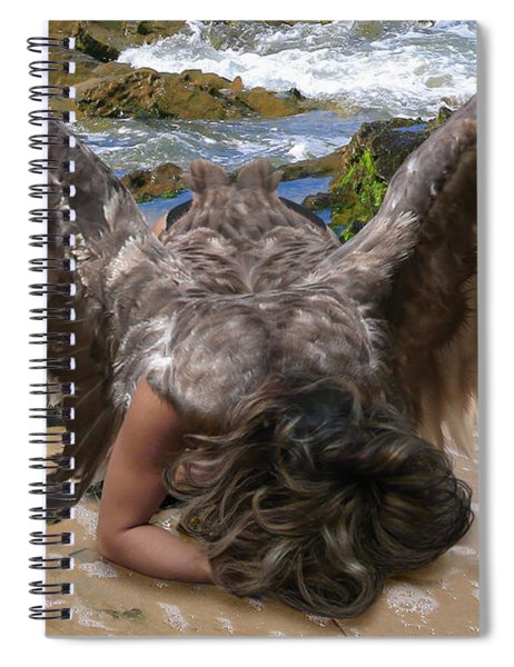Be Ready For The Rapture Spiral Notebook