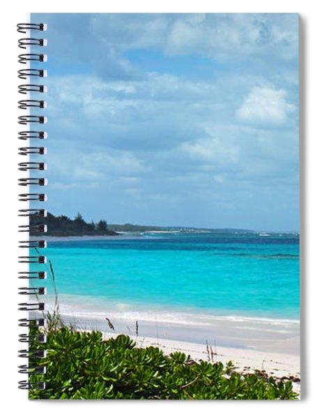 Beach At Tippy's Spiral Notebook