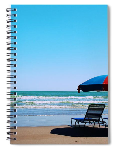 Beach Dreams Spiral Notebook