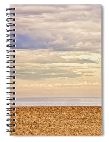 Beach Jogger Spiral Notebook