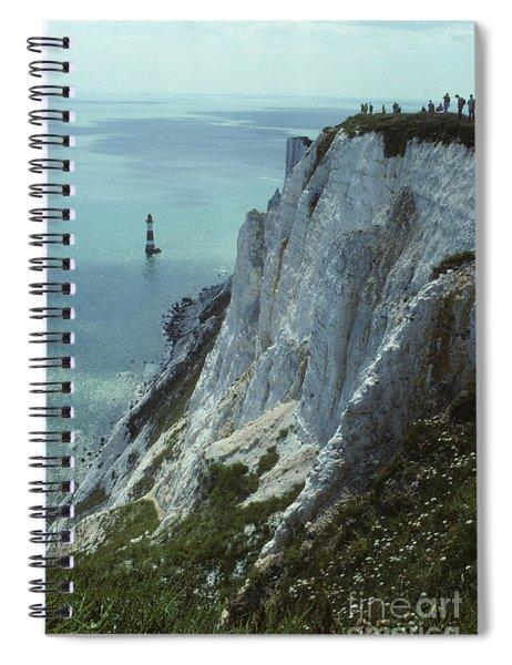 Beachy Head - Sussex - England Spiral Notebook