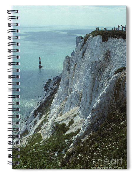 Beachy Head - Sussex - England Spiral Notebook