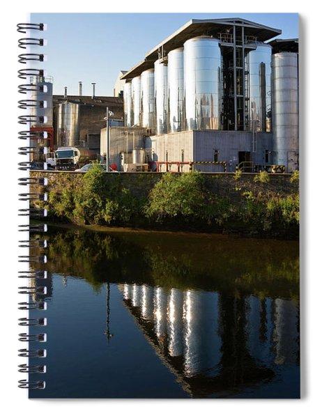 Beamish & Crawford Brewery, River Lee Spiral Notebook