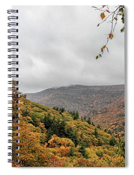 Beauty In The Mountains Spiral Notebook