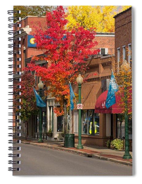 Beaver St  Sewickley Spiral Notebook