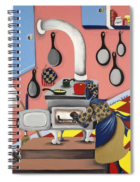 Before Convenience Spiral Notebook