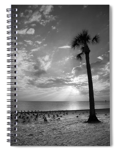 Before Sunset Spiral Notebook