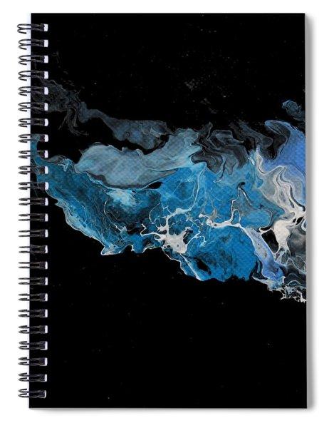 Before The Beginning Spiral Notebook
