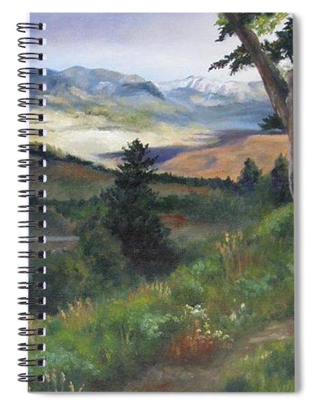 Beginnings Spiral Notebook