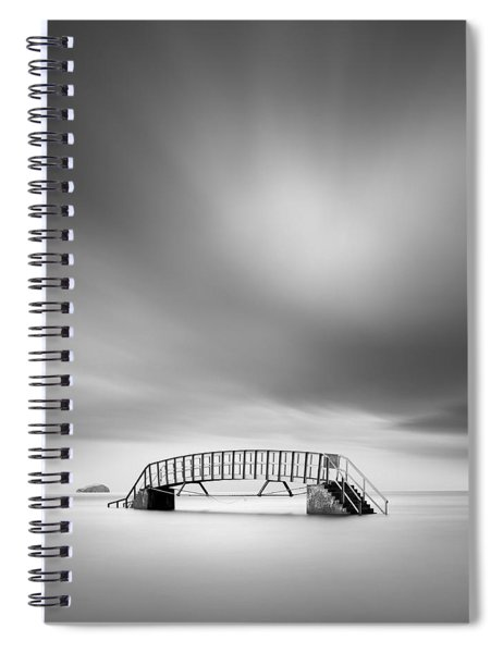 Belhaven Bridge Spiral Notebook