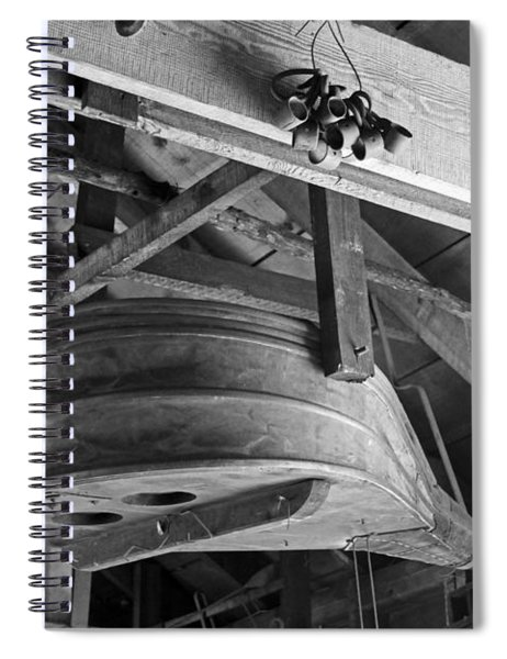 Bellows Spiral Notebook