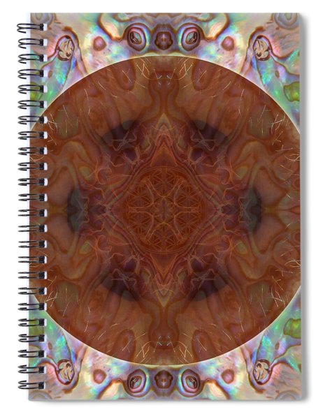 Belly Button Spiral Notebook