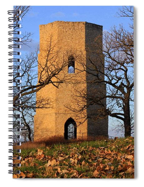 Beloit Historic Water Tower Spiral Notebook