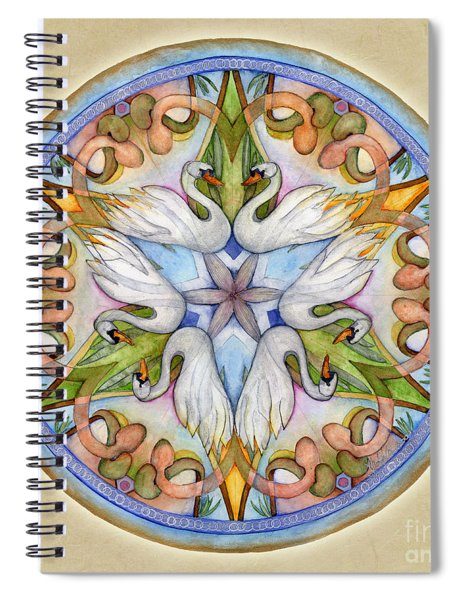 Beloved Mandala Spiral Notebook