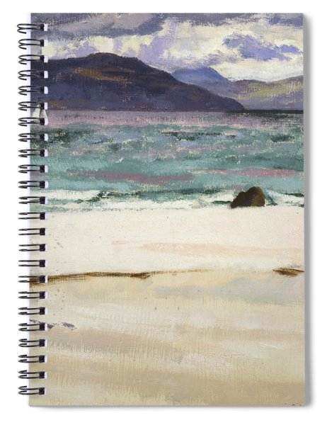 Ben Bhuie From The North End   Iona Spiral Notebook