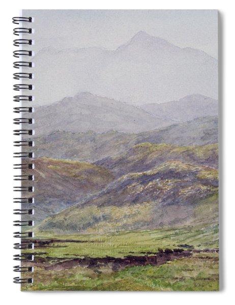 Ben Cruachan Spiral Notebook