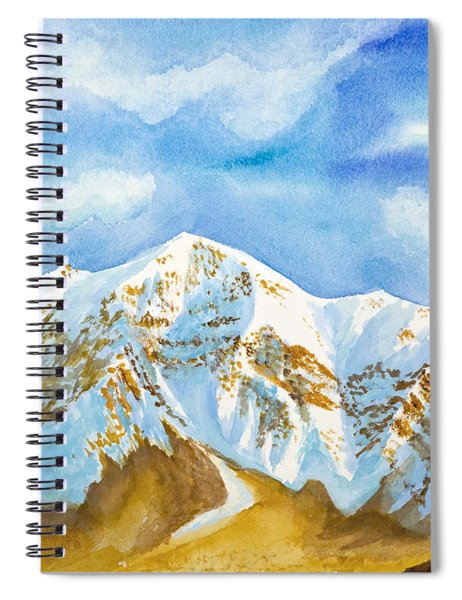 Ben Lomond Spiral Notebook