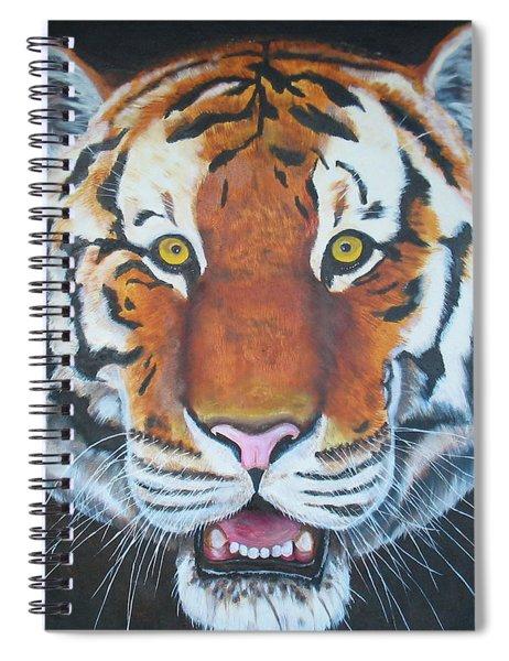 Bengal Tiger Spiral Notebook