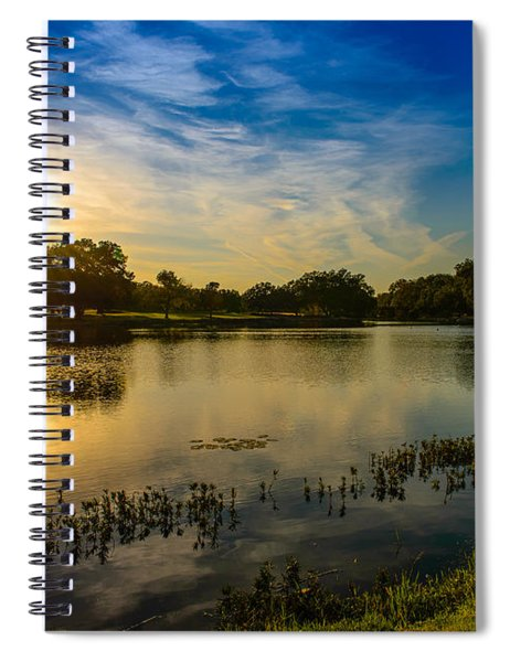 Berry Creek Pond Spiral Notebook