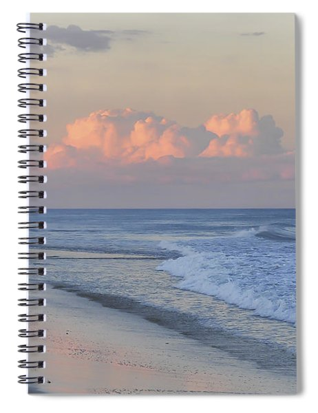 Better Days Ahead Seaside Heights Nj Spiral Notebook