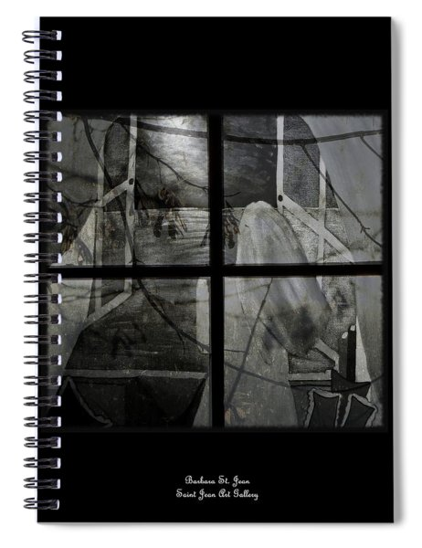 Between The Frames Spiral Notebook