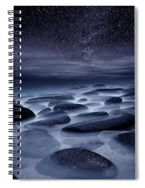 Beyond Our Imagination Spiral Notebook