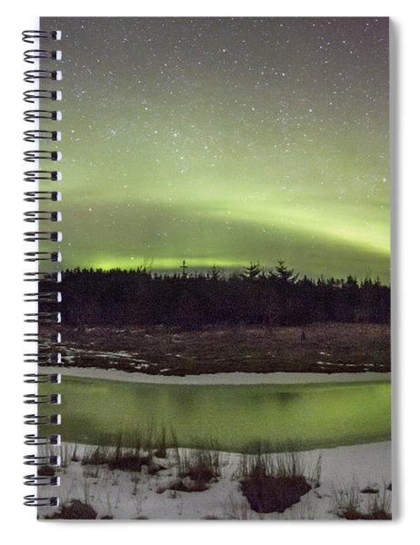 Beyond The Cosmic Horizon Spiral Notebook