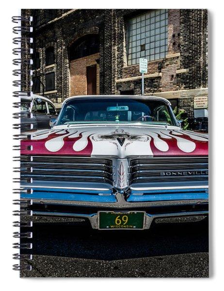 Big Bad Bonnie Spiral Notebook