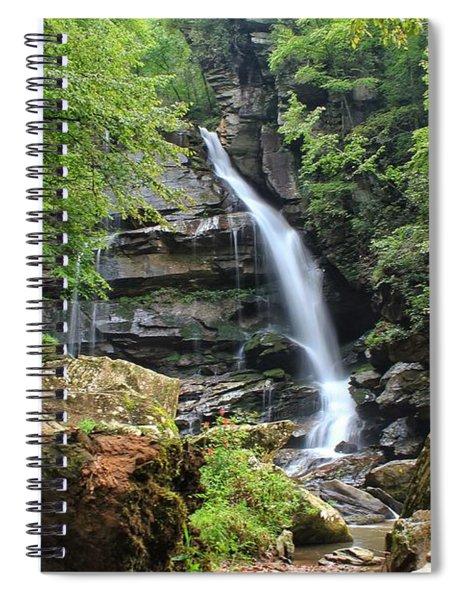 Big Bradley Falls Spiral Notebook