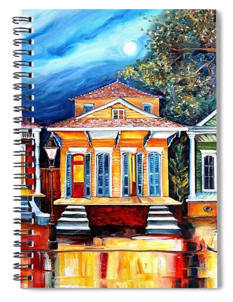 Big Easy Shotguns Spiral Notebook