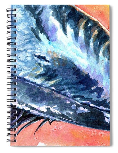 Bill Of Ani Spiral Notebook