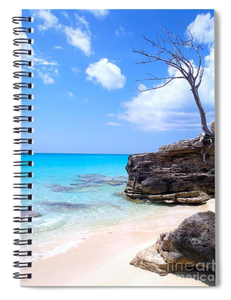 Bimini Beach Spiral Notebook