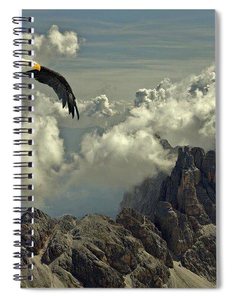 Bird Of Prey Spiral Notebook by Movie Poster Prints
