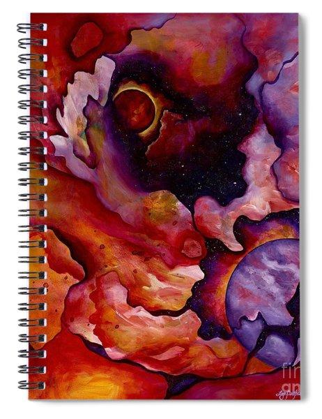 Birth Of A New World Spiral Notebook