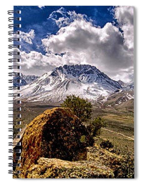 Bishop California Spiral Notebook