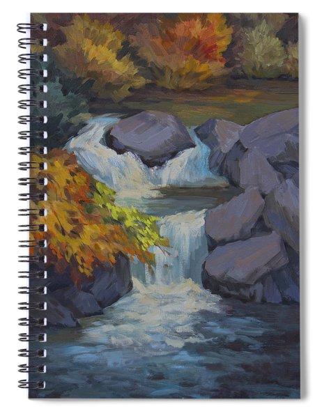 Bishop Creek Spiral Notebook