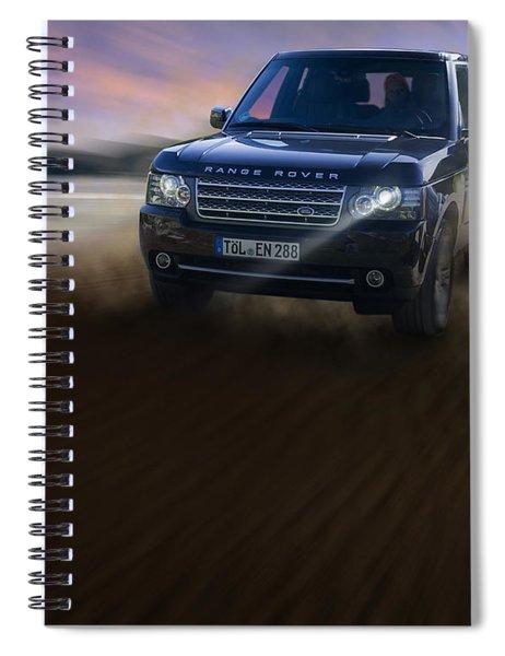 Black Beauty Spiral Notebook
