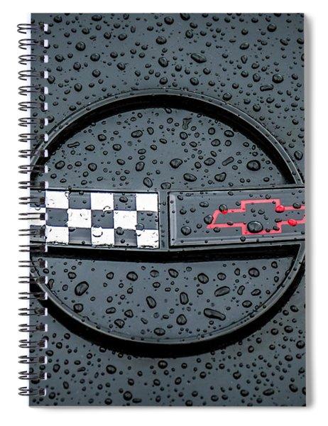 Black Flag Spiral Notebook