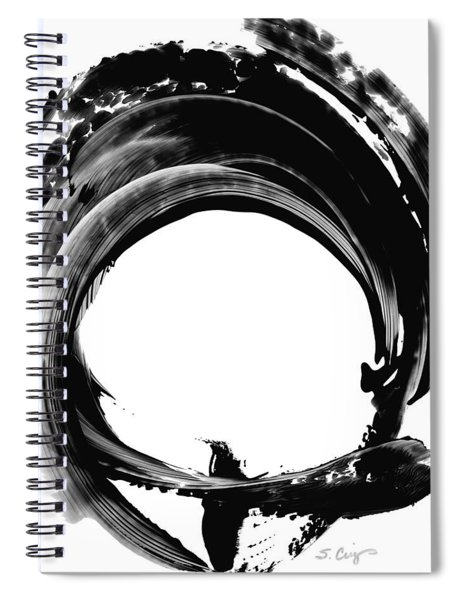 Black Magic 304 By Sharon Cummings Spiral Notebook