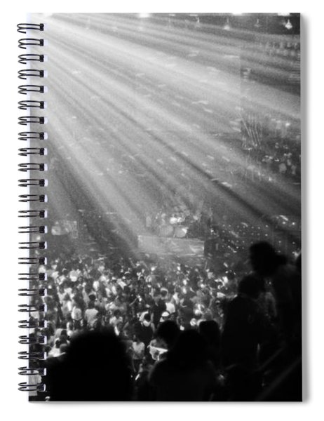 Black Sabbath #9 Spiral Notebook
