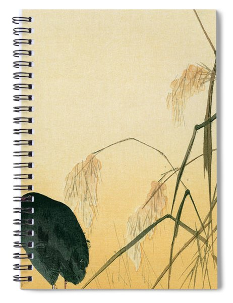 Blackbird Spiral Notebook