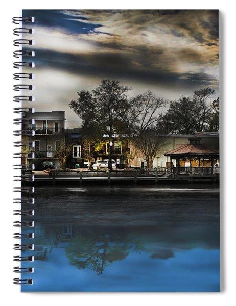 Blackwater River Spiral Notebook