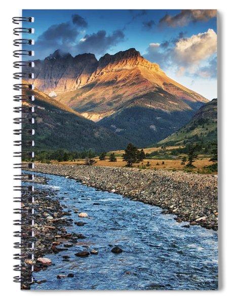 Blakiston Creek Spiral Notebook