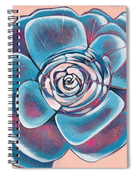 Bloom I Spiral Notebook