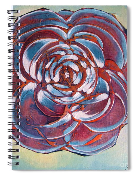 Bloom II Spiral Notebook