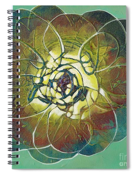 Bloom IIi Spiral Notebook
