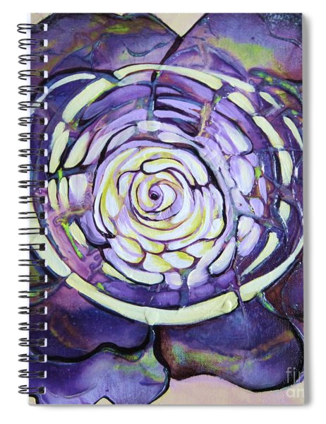 Bloom Iv Spiral Notebook