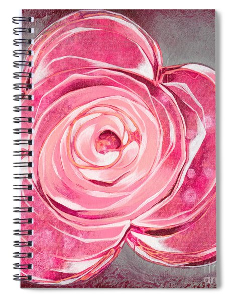 Bloom V Spiral Notebook