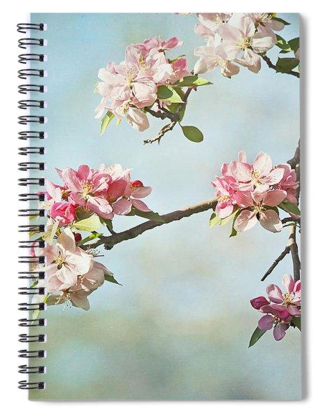 Blossom Branch Spiral Notebook