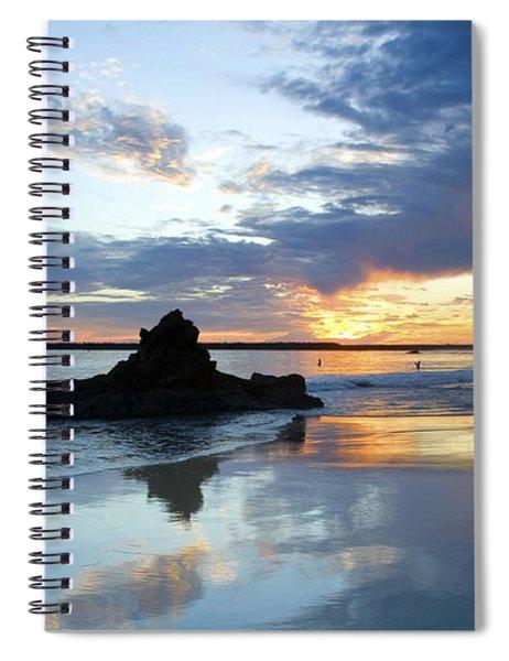Corona Del Mar Spiral Notebook